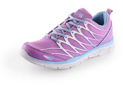 Dámská sportovní obuv NAVAGIO, fialovo-modrá - 1678_IMG_9226
