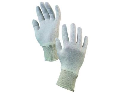 Textilní rukavice IPO. bílé