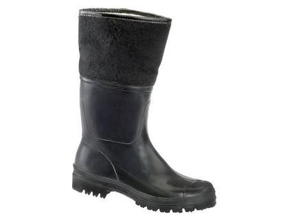 Gumofilcová holeňová obuv BRUNO, vel. 45