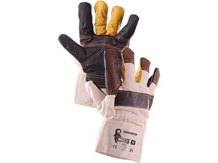 Kombinované zimní rukavice BOJAR WINTER. vel. 11