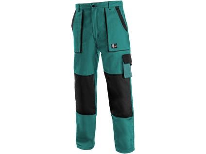 Pánské zimní kalhoty CXS LUXY JAKUB, zeleno-černé - 1987_1020 006 510 00 JOSEF