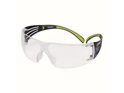 Brýle 3M SF401AF-EU SecureFit, čirý zorník