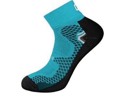 Ponožky SOFT. modré. vel. 42