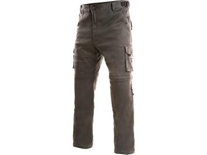 Kalhoty CXS VENATOR, pánské, khaki, vel. 56