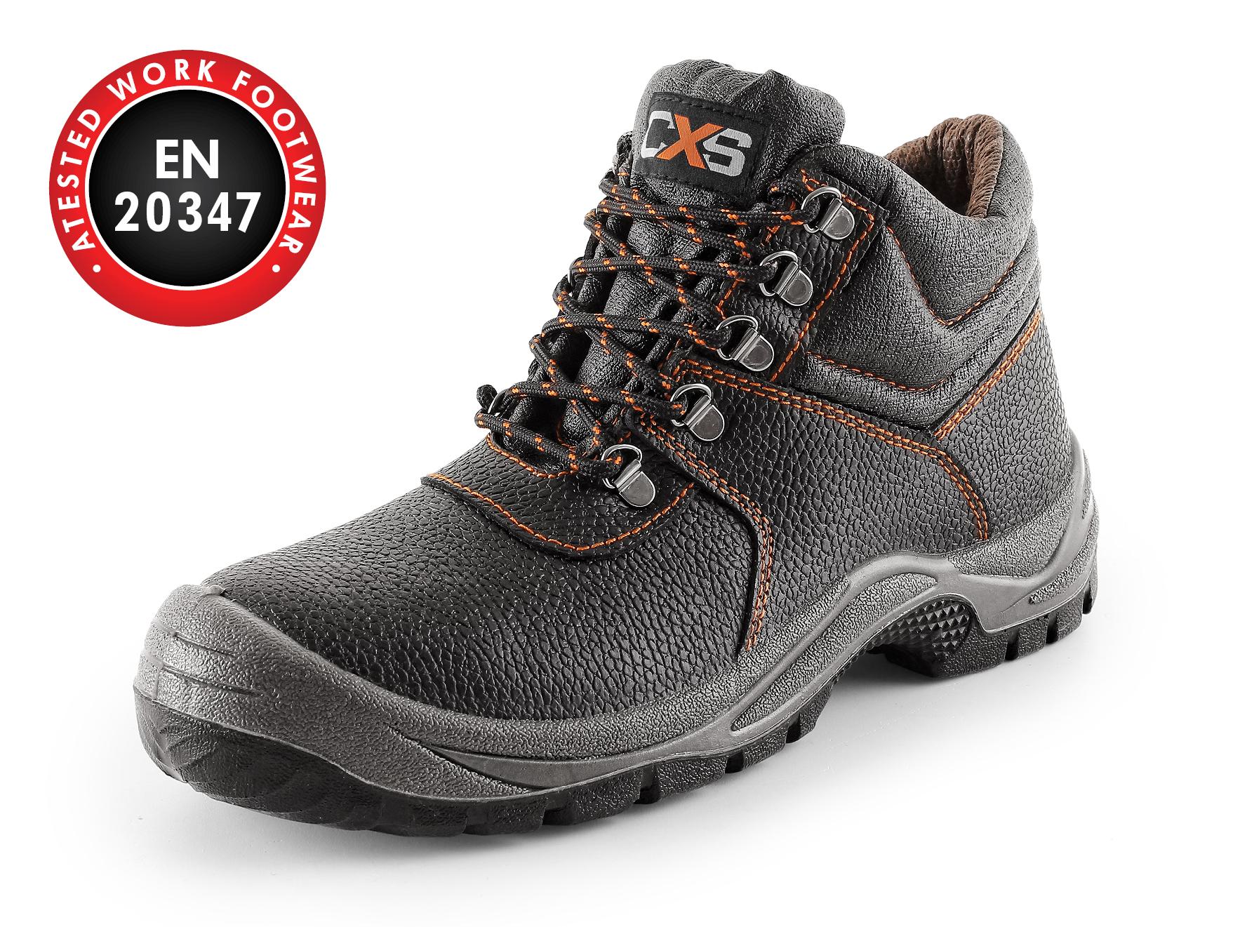 Kotníková obuv STONE APATIT O1 - 3477_2113 002 800 00 APATIT O1