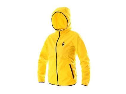Dámská lehká bunda AUGUSTA, žlutá - 3626_2_1430-DZLVV