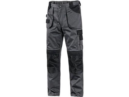 Pánské prodloužené kalhoty ORION TEODOR, šedo-černé - 38156_1020 003 710 00 TEODOR