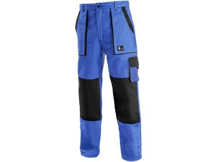 Pánské kalhoty CXS LUXY JOSEF, modro-černé - 386_1020 006 411 00 JOSEF NOVE