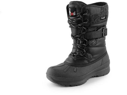 Dámská zimní poloholeňová obuv CXS WINTER DAME, černá - 39312_2340 017 800 00 CXS WINTER DAME