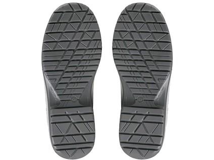 Obuv sandál CXS PINE S1 ESD, s ocelovou špicí, perforovaný, bílá