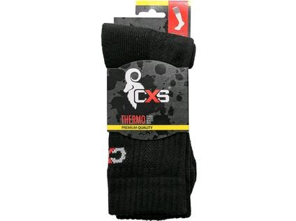 Ponožky UNI, černé, velikost UNI (37-38) - 47236_1830 044 800 00 UNI DETAIL1