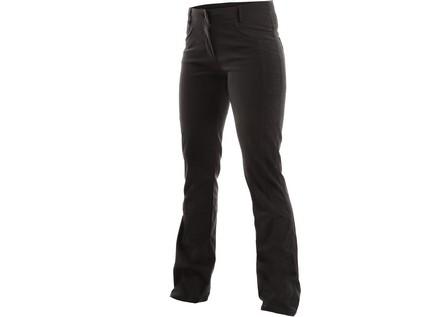 Dámské kalhoty ELEN. černé. vel. 54