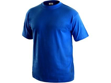 Tričko s krátkým rukávem DANIEL, středně modré - 4791_1610 001 413 00 DANIEL