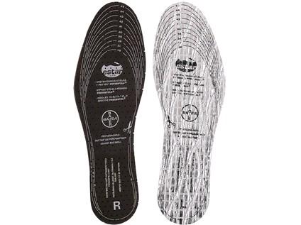 Vložka do obuvi zateplená s hliníkovou folií. stříhací. vel. 36 - 46