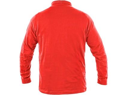 Tričko  PETR, dlouhý rukáv, červené - 48368_1620 001 250 00 PETR2