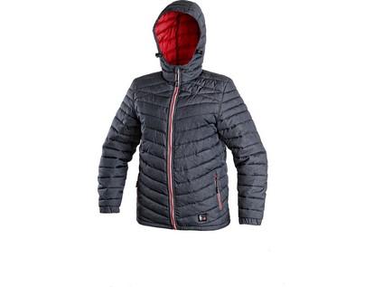 Bunda MODESTO, zimní, dětská, modro-červená - 48995_1210 087 405 00 MODESTO_SMALL