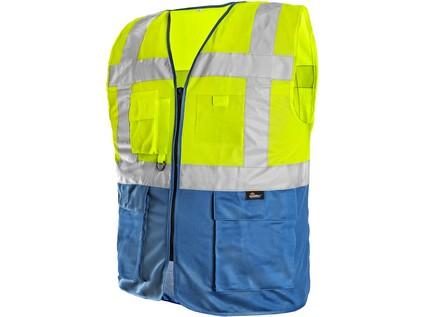 Vesta BOLTON, výstražná, žluto-modrá - 49269_1114 037 155 00 BOLTON