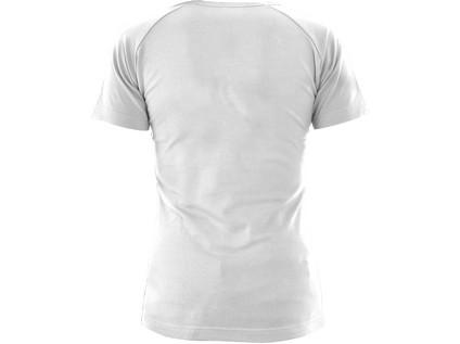 Tričko ELLA, dámské, bílé, vel. XS