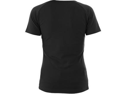 Tričko ELLA, dámské, černé, vel XL