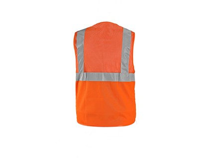 Vesta DORSET, výstražná, síťovaná, oranžová
