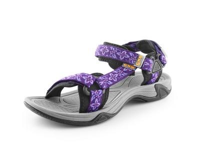 Dámské sandále CXS TR, fialové - 513_2_0540-FIVV