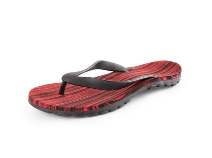 Žabky BEACH, černo-červené - 5170_2_0320-VV, 2250 006 805 00
