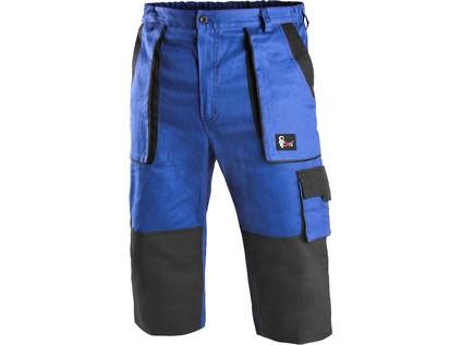 Pánské 3/4 kalhoty CXS LUXY PATRIK, modro-černé, vel. 52 - 5214_1090 006 411 00 PATRIK