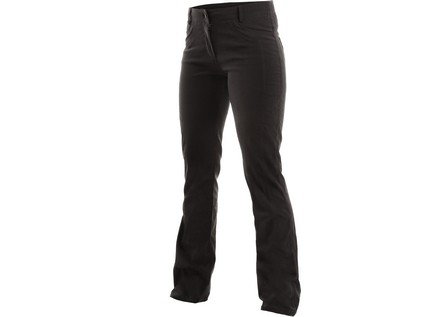 Dámské kalhoty ELEN. černé. vel. 56