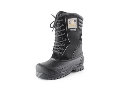 Zimní poloholeňová obuv CXS WINTER FROST - 6870_2_0740-VV