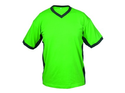 Pánské tričko s krátkým rukávem SIRIUS THERON, zeleno-šedé, vel. S - 6909_2_2717-BBVV