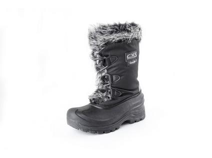 Zimní dámská poloholeňová obuv CXS WINTER LADY - 7029_2_0450-DVV