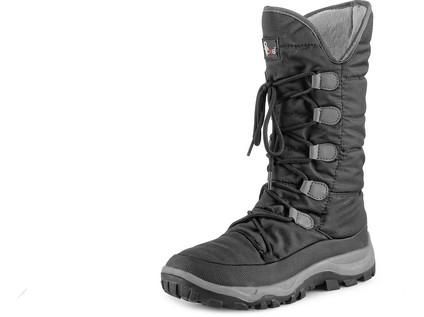 Zimní dámská poloholeňová obuv CXS WINTER LADY - 7029_2340 004 800 00 WINTER LADY_NEW
