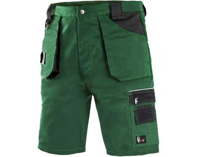 Pánské kraťasy ORION DAVID, zeleno-černé - 760_1060 003 510 00 DAVID