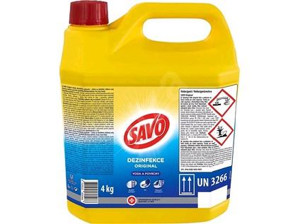 Dezinfekční prostředek SAVO ORIGINÁL 4kg