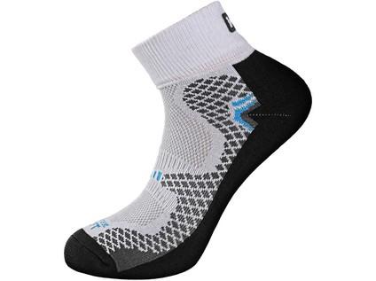 Ponožky SOFT. bílé. vel. 45