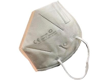 Respirátor FFP2 GPP2 netkaná textilie bez ventilku, bal. 5 ks