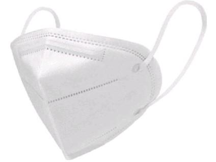 Respirátor FFP2 GPP2 netkaná textilie bez ventilku, bal. 10 ks