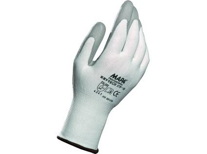 Protipořezové rukavice MAPA KRYTECH, bílé, vel. 09