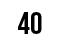 Velikost: 40; Reflexní doplňky: No