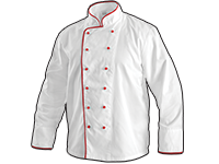 Gastro and white clothing