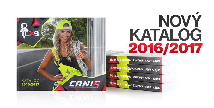 Nový katalog 2016/2017