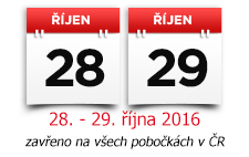 Canis Safety a.s. - 28.-29. řijna 2016