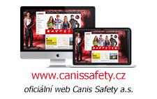 Canis Safety a.s. - Oficiální webová stránka