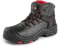 Ankle footwea ROCK GRANITE S3, black