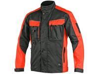 Jacket SIRIUS BRIGHTON, grey-red