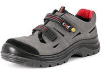 Obuv sandál CXS ROCK ESD GALLITE O1, šedý