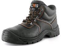 Ankle  footwear STONE APATIT WINTER S3, winter, black