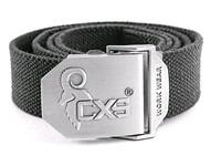 Belt CXS NAVAH, 4 cm, 125 cm, textile, buckle with logo CXS