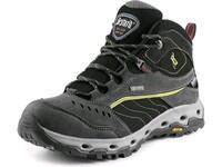 Ankle footwear BESTARD Space Mid 3331, black
