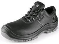 Low footwear CXS SAFETY STEEL VANAD S3, black